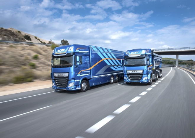 ​Titul Truck of the Year 2018 pro DAF CF a XF