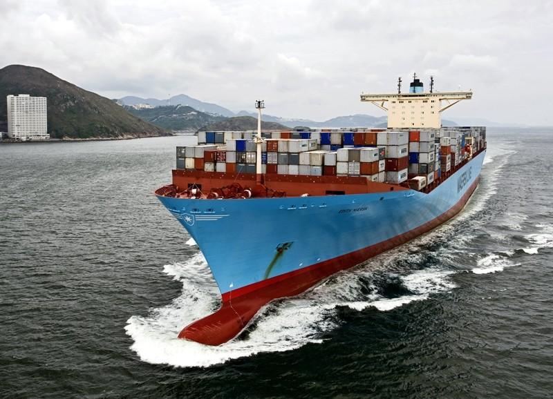 Kvůli růstu cen ropy rejdař Maersk Line zvyšuje ceny