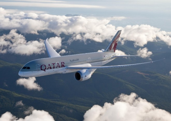 Qatar Airways nasadí do Dauhá Boeing 787 Dreamliner