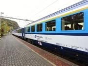 ČD nasadily do provozu na linku Praha – Hamburk dva nové typy vozů